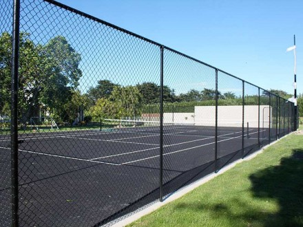 Tennis Court Fencing 8
