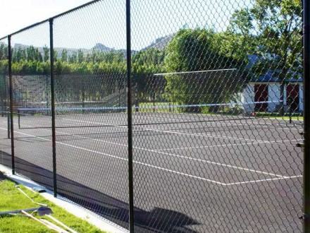 Tennis Court Fencing 9