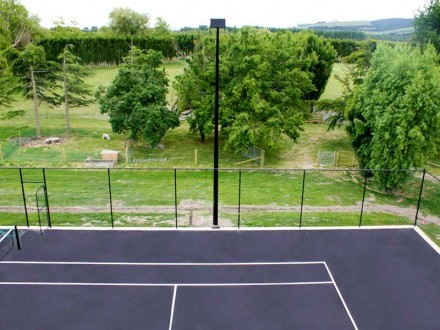 Tennis Court Fencing 7