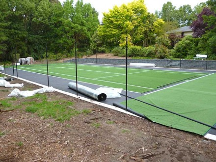 Tennis Court Fencing 3