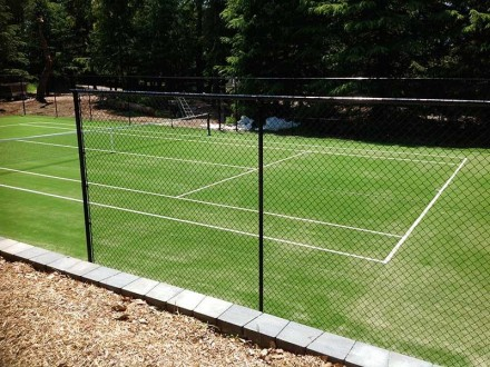 Tennis Court Fencing 6